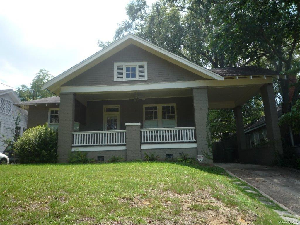 Midtown montgomery home for sale 356 cloverdale road for Montgomery house