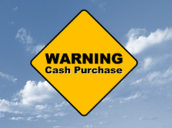 cash purchase