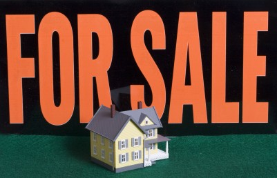 montgomery home, sale sign
