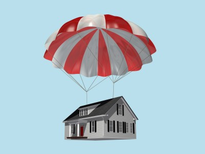 montgomery house parachute